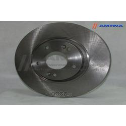 Диск тормозной передний (AMIWA) ABD2001
