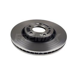 Диск тормозной передний вентилируемый [300x28] (FREMAX) BD0586