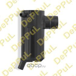 Моторчик омывателя лобового стекла (DePPuL) DEMC061H