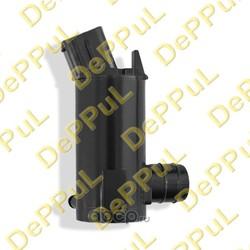 Моторчик омывателя лобового стекла (DePPuL) DEMC067H