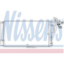 Радиатор кондиционера внешний (Nissens) 940347