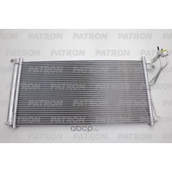 Радиатор кондиционера (PATRON) PRS1167KOR
