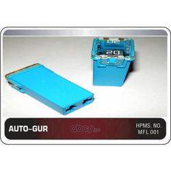 Предохранитель силовой 20а синий катридж большой (Auto-GUR) AGFJ1620A