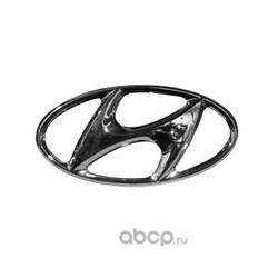 Эмблема декоративная пластиковая (Hyundai-KIA) 863003A001