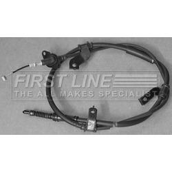 Трос, стояночная тормозная система (First line) FKB3579