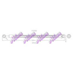 Тормозной шланг (KAWE) H7282