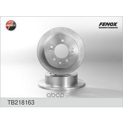 Диск тормозной (Fenox) TB218163