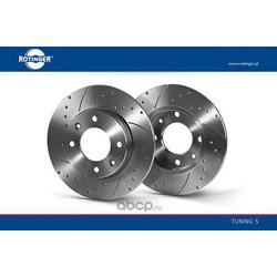Тормозной диск (ROTINGER) RT1657T5
