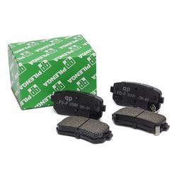 Колодки тормозные дисковые (PILENGA) FDP3301