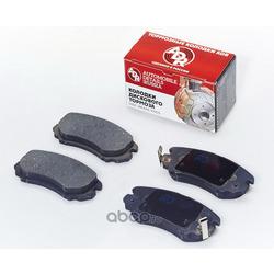 Колодки тормозные передние (ADR) ADR240711