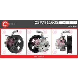 Гидравлический насос, рулевое управление (CASCO) CSP78116GS