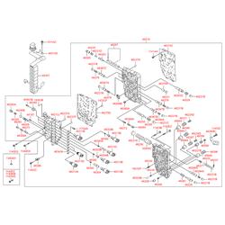 Клапан акпп (Hyundai-KIA) 463133B660