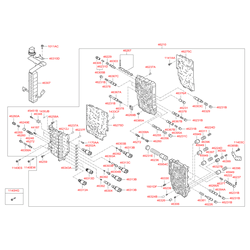 Электромагнитный клапан акпп (Hyundai-KIA) 463133B000
