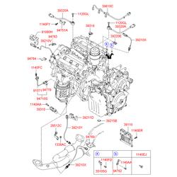 Лямбда-зонд (Hyundai-KIA) 392103C200