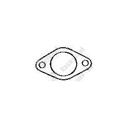 Прокладка (Bosal) 256556