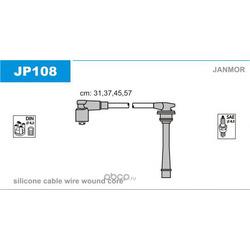 Комплект проводов зажигания (Janmor) JP108