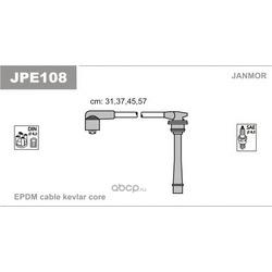 Комплект проводов зажигания (Janmor) JPE108