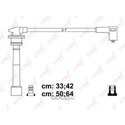 Провода высоковольтные (LYNXauto) SPC3607