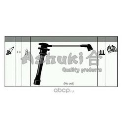 Комплект проводов зажигания (ASHUKI) Y45401