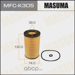 Фильтр масляный (MASUMA) MFCK305