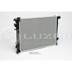 Радиатор двигателя (Luzar) LRCHUSO05380