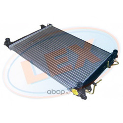 Радиатор охлаждения двигателя (LEX) RD4175