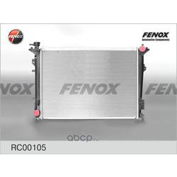 Радиатор охлаждения (Fenox) RC00105