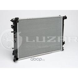 Радиатор двигателя (Luzar) LRCHUSO05140