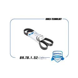 Поликлиновой ремень (BRAVE) BRTB132