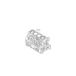 Блок цилиндров (Hyundai-KIA) 241TM2GA07D
