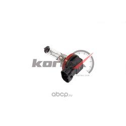 Лампа h8 35w 12v pgj19-1 (premium) (KORTEX) KBA1014