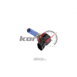Лампа h8 35w 12v pgj19-1 cool blue (premium) (KORTEX) KBA2014