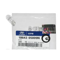 Лампочка (Hyundai-KIA) 1864305009N