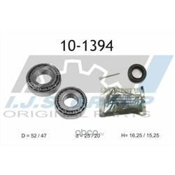 Комплект ступичного подшипника (IJS) 101394