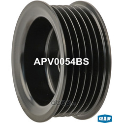Шкив генератора (Krauf) APV0054BS