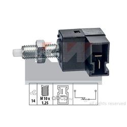 Выключатель фонаря сигнала торможения (KW) 510300