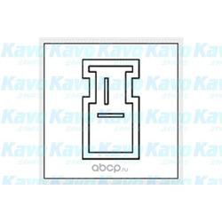 Выключатель фонаря сигнала торможения (kavo parts) EBL3003