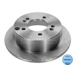 Тормозной диск (MEYLE) 37155230028