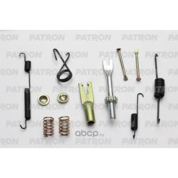 Ремкомплект крепления тормозных колодок задних / левых (PATRON) PSRK003KOR