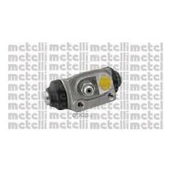Рабочий тормозной цилиндр (Metelli) 040707