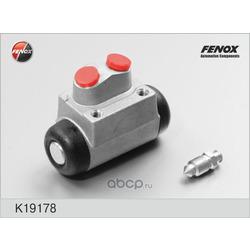 Цилиндр тормозной рабочий (Fenox) K19178