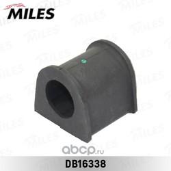 Втулка стабилизатора передняя (Miles) DB16338