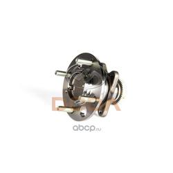 Ступица колеса (Doda) 1060200043
