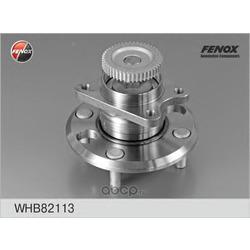 Ступица колеса с интегрированным подшипником (Fenox) WHB82113
