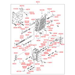 Клапан электромагнитный (Hyundai-KIA) 4631339050