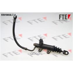 Рабочий цилиндр, система сцепления (FTE Automotive) KN1905871