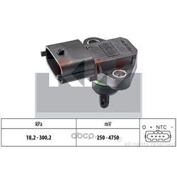 Датчик давления воздуха, высотный корректор (KW) 493178