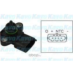 Датчик, давление во впускной трубе (kavo parts) EMS3006