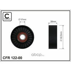 Ролик приводного ремня (CAFFARO) 12200