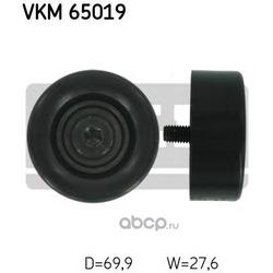 Ролик ручейкового ремня (Skf) VKM65019